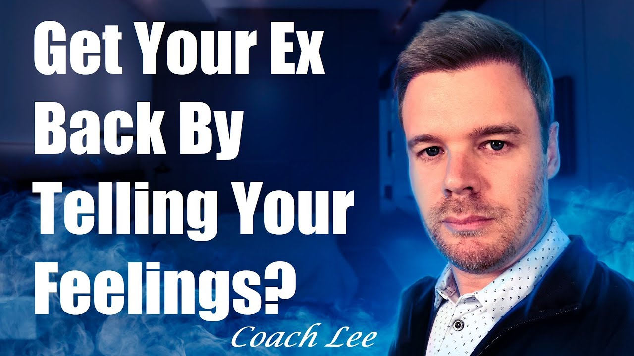Should You Tell Your Ex How You Feel?
