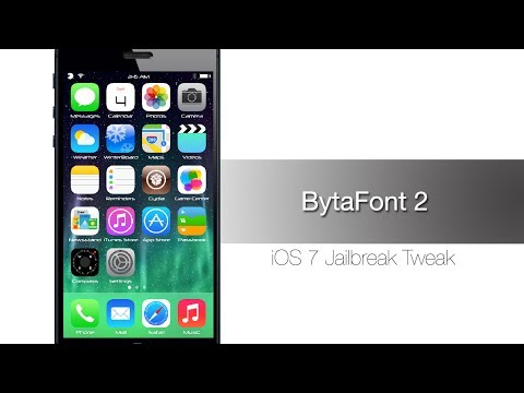 How To Change Font In Ios 7