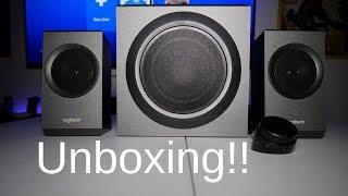 Bocinas- Logitech Z337 Unboxing y Review! (2019)