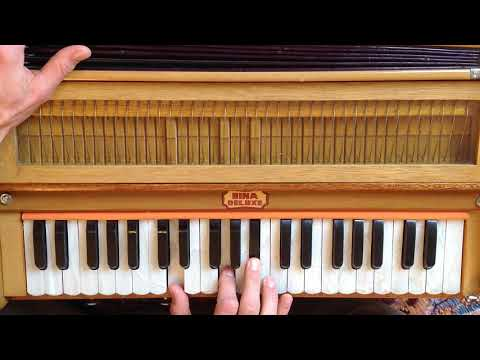 Harmonium Chords - Amazing Grace (mountain) Hare Krishna - Krishna Das