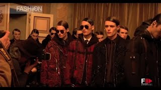 LES HOMMES_Backstage Designer Interview_Menswear 2017 Milan by Fashion Channel