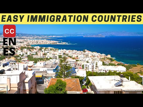Top 10 Best Countries To Immigrate Easily | Travel Droner