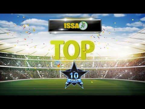 Top 10 Saves  ISSA Schoolboy Football 2016