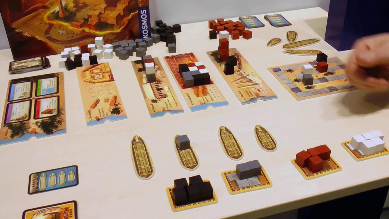 Spiele ägypten