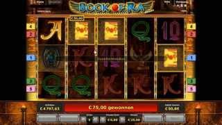 Book of Ra 5 Mumien bei 25 Euro Einsatz = 10000 Euro
