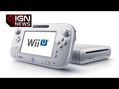 IGN News - Nintendo Declares $50 Price Drop for Wii U