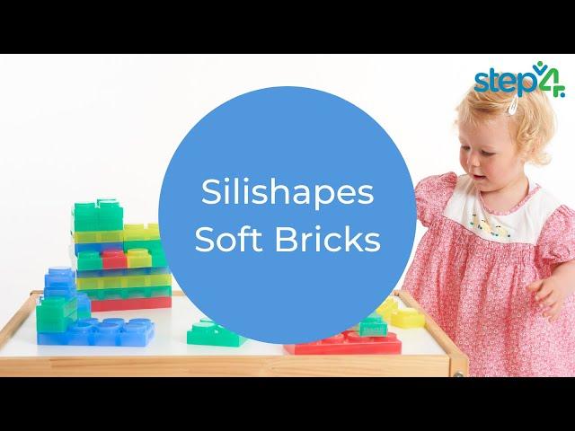 Product Review: Silishapes Soft Bricks