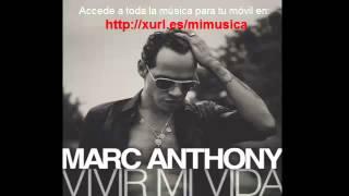 Marc Anthony - Vivir Mi Vida [Audio y Letra Oficial]