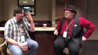 M.A. Larson at Las Pegasus Unicon 2013