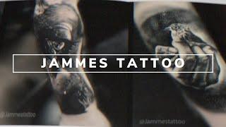 Jammes Tattoo - Epic Tattoo B-Roll