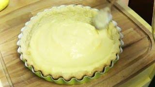 Masa quebrada dulce, ideal como base de tortas y tartas, paso a paso.