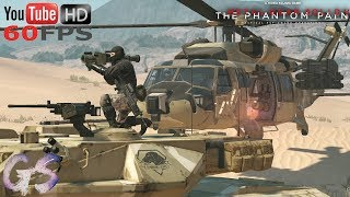 Diamond Dogs's Invasion of Afghanistan I Metal Gear Solid V: The Phantom Pain
