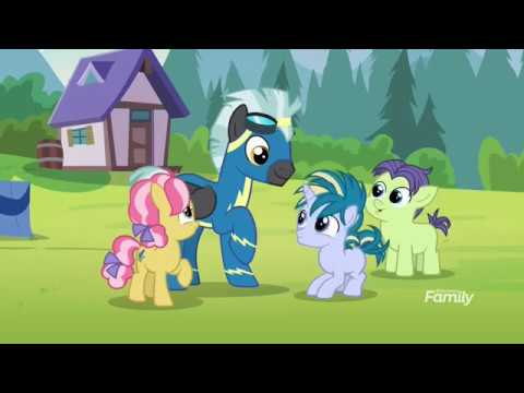 My Little Pony FIM Season 7 Episode 21 Marks and Recreation