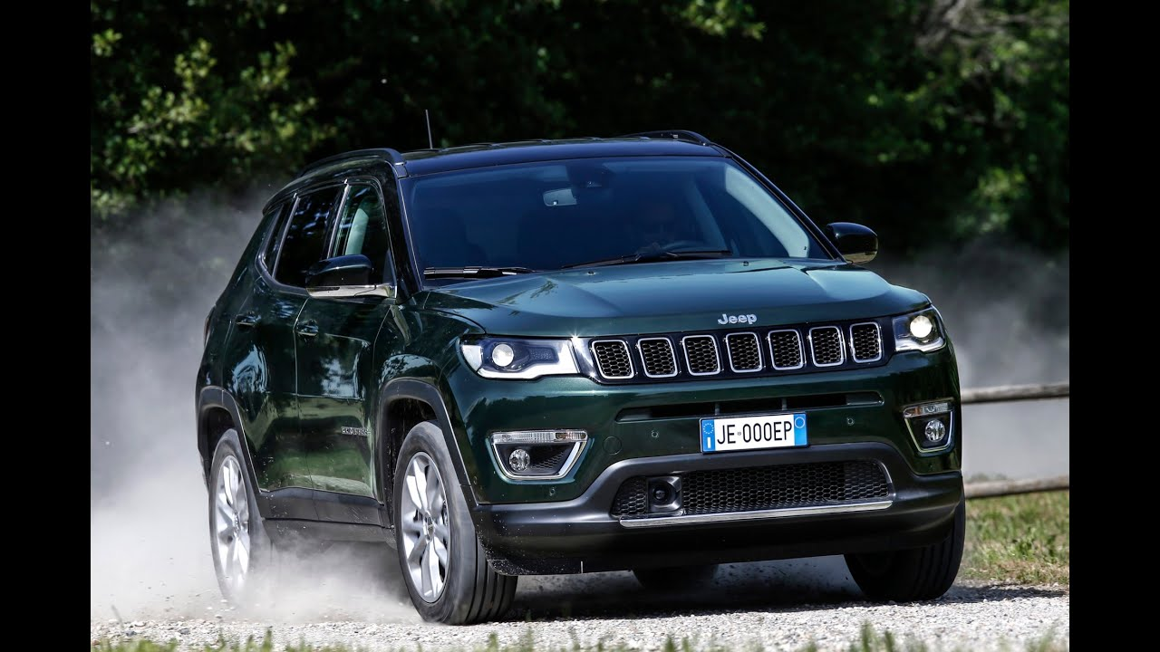 Jeep Compass Gse Made In Italy Youtube