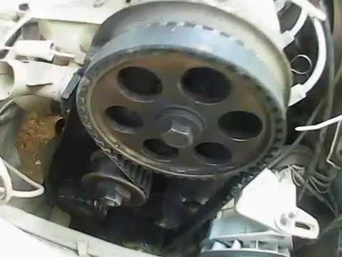 Замена ремня ГРМ Вортекс Тинго  л с фото и видео