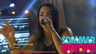 Alina Devecerski - Armé - Sommarkrysset (TV4)