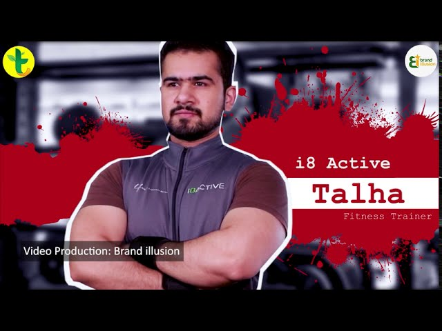 Full Week Daily Workout Routine for Weight Loss Gym Motivational Video Ft Talha From i8Active #Tabib