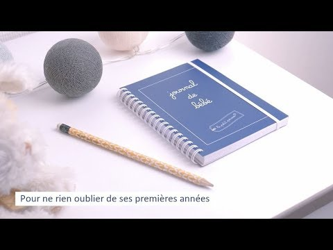 Journal de bébé video