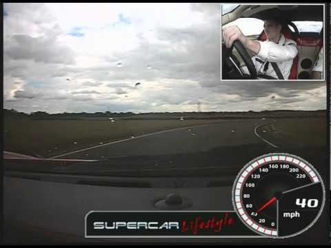 Scott Cutler drives Ferrari 430