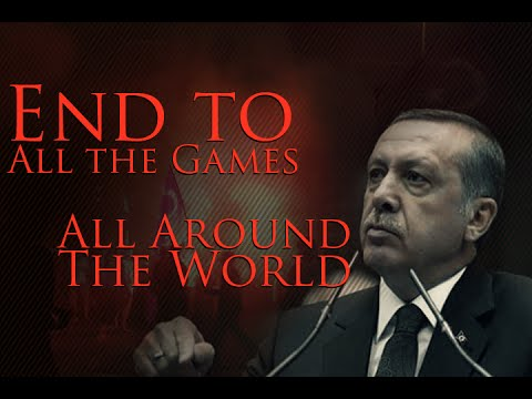 ERDOGAN (HERO SPEECH) End to All the Games All Around The World with English Subtitle
