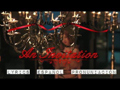 Lena katina an invitation espaol lyrics youtube lena katina an invitation espaol lyrics stopboris Choice Image
