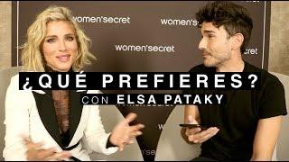 PREGUNTAS ABSURDAS CON ELSA PATAKY | Juan Arroita