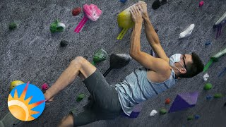 Climbing gym reopens in Arizona during the COVID-19 pandemic coming up with their own rules