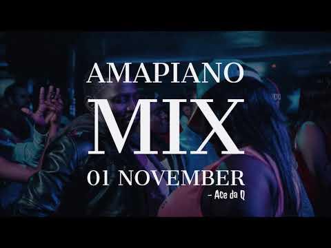 AMAPIANO MIX | Vigro Deep, Kabza De Small x DJ Maphorisa & Many More... | Ace da Q
