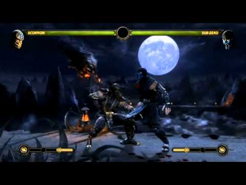 Mortal Kombat Preview