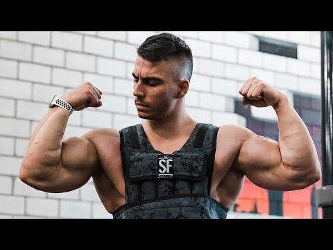 6 exercises to get bigger arms by Dejan Stipke