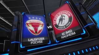 DEL2 Highlights 38. Spieltag | Lausitzer Füchse vs. EC Bad Nauheim