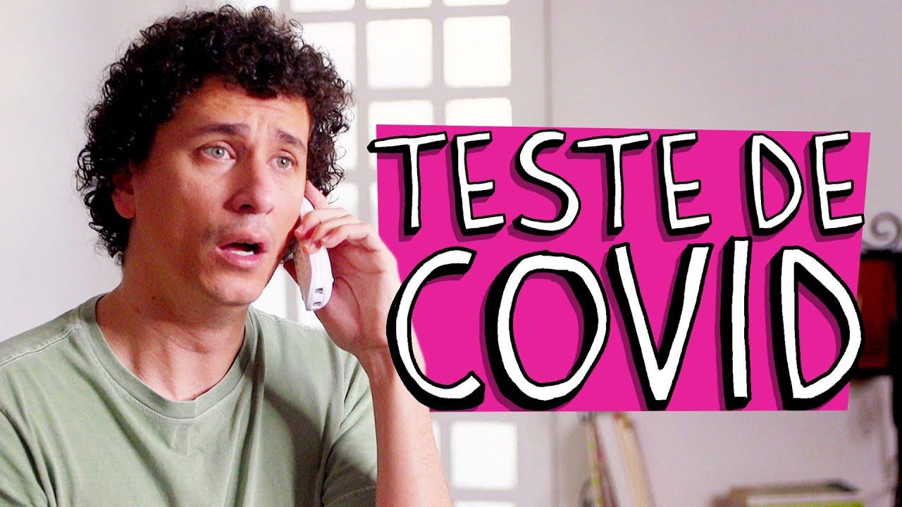 TESTE DE COVID