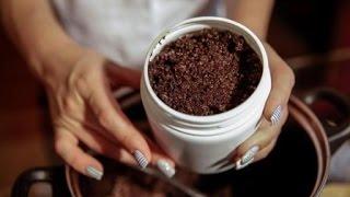 видео Скраб из кофейной гущи в домашних условиях для тела: как сделать?