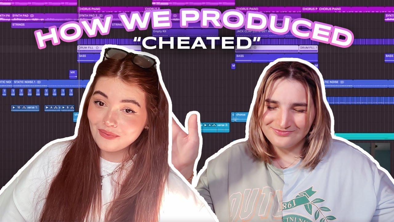 "Download How we produced ""Cheated"" | Liz Bissonette (ft. Cristina Noujaim)"