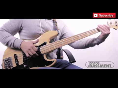 24k Magic - Bruno Mars (Extreme Slap) Crazy Bass solo *pdf included*