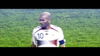 SCC 09 // Zinedine Zidane - Produced by Michael Cirigliano