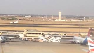 O R Tambo international airport