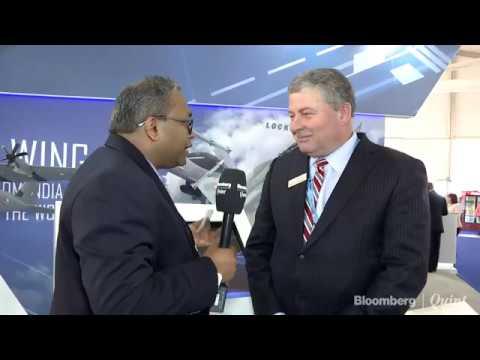Defence Expo 2018: Lockheed Martin Eyes India As Export Hub For F-16s