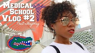 Medical School Vlog Series: Second Day of Orientation