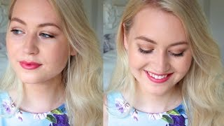 My Summer Evening/Special Occasion Makeup | Meg Says