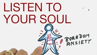LISTEN TO YOUR SOUL explained by Hans Wilhelm