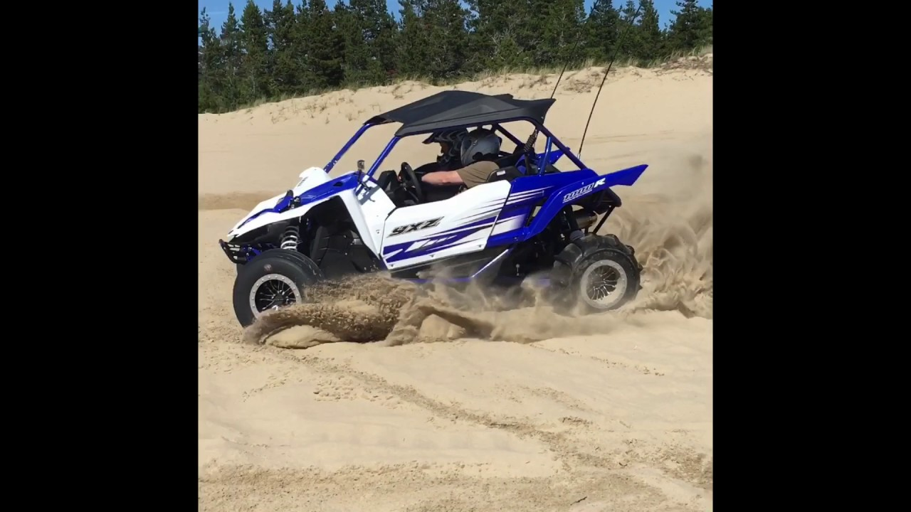 2016 YXZ1000R at Oregon dunes