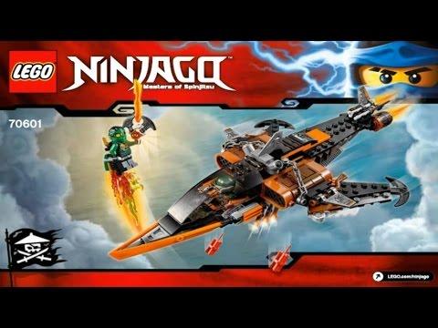 Лего Ниндзя Го Инструкция 70601 - фото 7