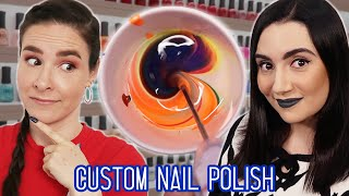 Download Making Custom Nail Polish Colors feat. Simply Nailogical Mp3 and Videos