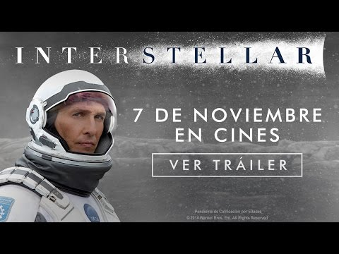 Trailer do filme Interestelar