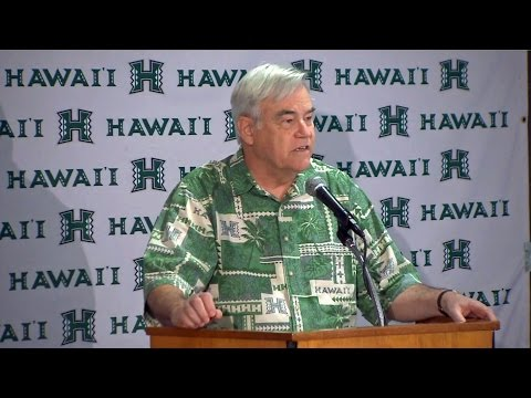 UH Athletic Director Ben Jay announcement Q&A