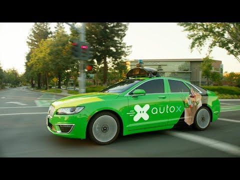AutoX: meet the grocery run of the future