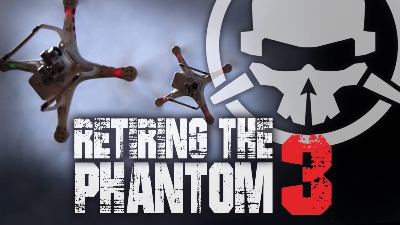 Retiring The Phantom 3