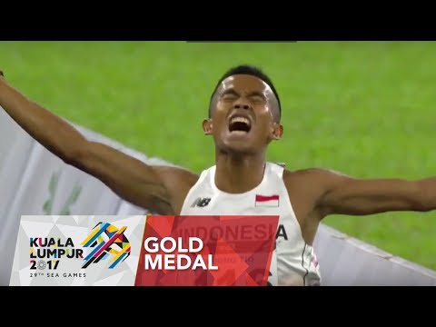 Athletics Men's 3000m Steeplechase Final | 29th SEA Games 2017