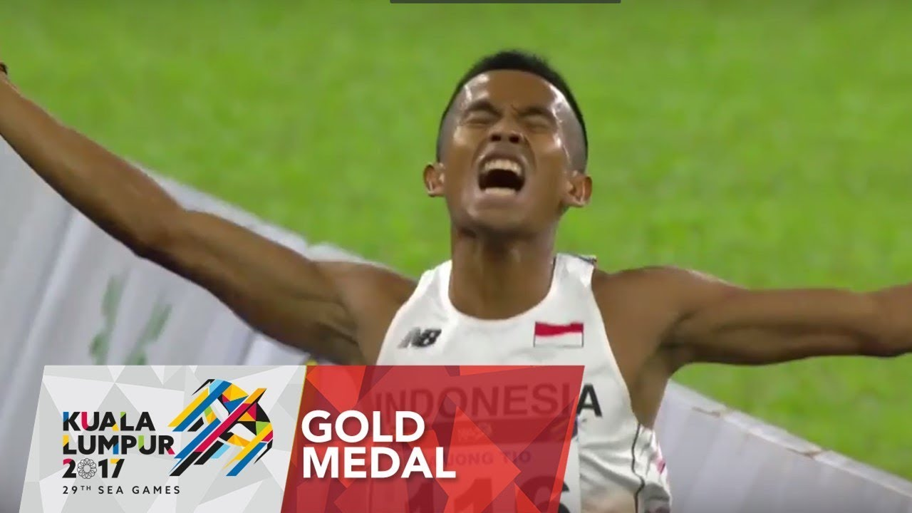 Athletics Men's 3000m Steeplechase Final | 29th SEA Games ...